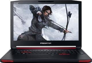 """17.3"""" Ноутбук Acer Predator 17 X GX-791-7966 черный"""