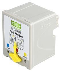 Картридж струйный Cactus CS-EPT0520