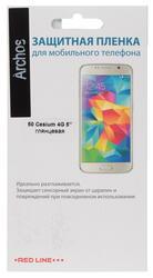 """5""""  Пленка защитная для смартфона Archos 50 Cesium 4G"""