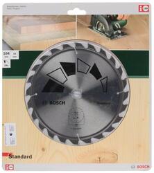 Диск пильный Bosch Standard 2609256816