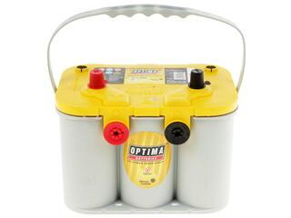 Автомобильный аккумулятор OPTIMA YellowTop YTU-4,2