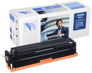 Картридж лазерный NV Print CB543A
