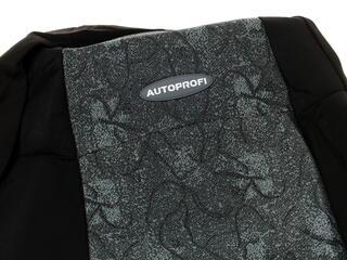 Чехлы на сиденье AUTOPROFI GAZ-001 черный