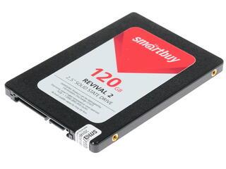 120 ГБ SSD-накопитель Smartbuy Revival 2 [SB120GB-RVVL2-25SAT3]