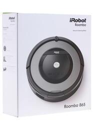 Пылесос-робот iRobot Roomba 865 черный