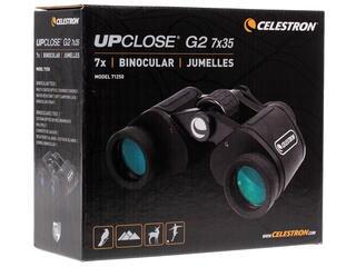 Бинокль Celestron UpClosе G2 7x35