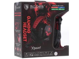 Наушники Sades SA-706 Xpower