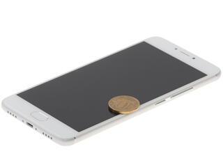"""5.5"""" Смартфон Meizu M3 Note 16 Гб серебристый"""