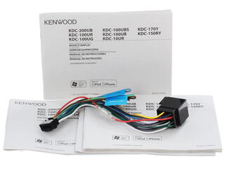 Автопроигрыватель Kenwood KDC-100UB