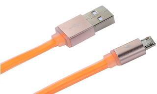 Кабель Remax Colourful USB 2.0 - micro USB оранжевый
