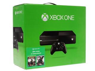 Игровая приставка Microsoft Xbox One + Ryse: Son of Rome, Dead Rising 3