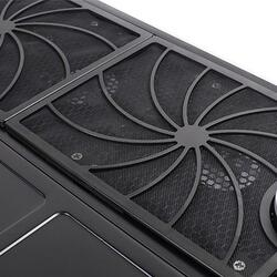 Корпус SilverStone Grandia GD08 черный