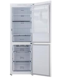 Холодильник с морозильником Samsung RB30J3000WW/WT белый