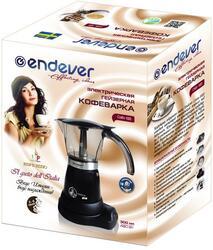 Кофеварка Endever Costa - 1020 черный