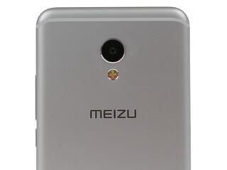 "5.5"" Смартфон Meizu MX6 32 ГБ серебристый"