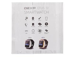 Смарт-часы DEXP Otus S1 золотистый