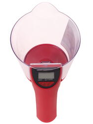 Кухонные весы Scarlett SC-1214 красный