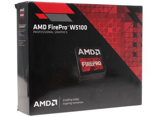Видеокарта Sapphire AMD FirePro W5100 [100-505974]