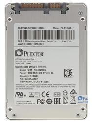 512 ГБ SSD-накопитель Plextor M6S Plus [PX-512M6S+]