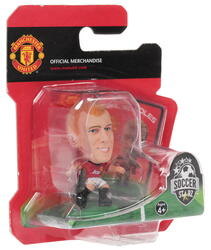 Фигурка коллекционная Soccerstarz - Man Utd: Paul Scholes