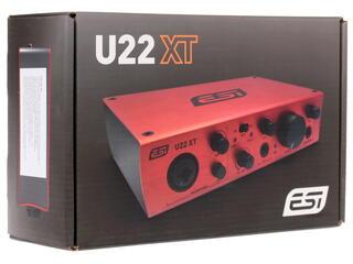 Внешняя звуковая карта ESI U22XT