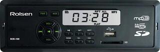 Автопроигрыватель Rolsen RCR-100B