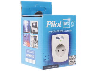 Сетевой фильтр Pilot Bit S белый