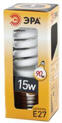 Лампа люминесцентная ЭРА F-SP-15-827-E27