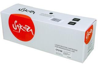 Картридж лазерный SAKURA CF210X