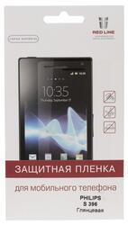 "5""  Пленка защитная для смартфона Philips S396"