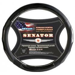 Оплетка на руль Senator Alaska OPLS1002 черный
