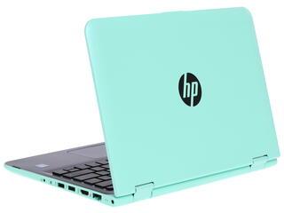 """11.6"""" Ноутбук HP Pavilion x360 11-k102ur зеленый"""