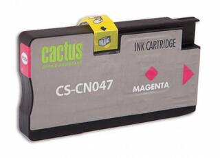 Картридж струйный Cactus CS-CN047