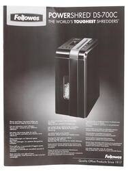 Уничтожитель бумаг Fellowes DS-700C
