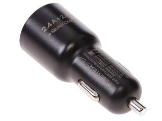 Автомобильное зарядное устройство INTERSTEP IS-CC-MICROQCRT-000B201