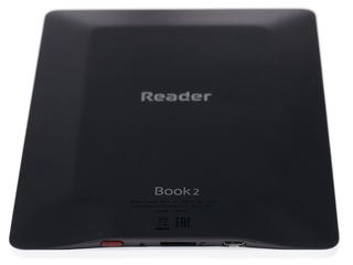 6'' Электронная книга Reader Book 2 белый, черный