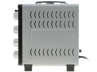 Электропечь Mystery MOT-3333 серебристый