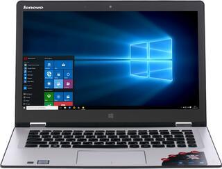 "14"" Ноутбук Lenovo Yoga 700-14ISK белый"