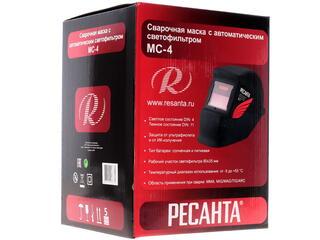 Маска сварочная Ресанта МС-4 65/34