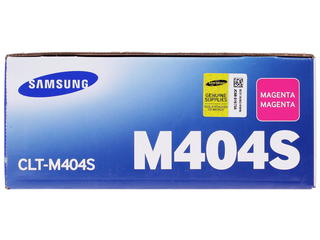 Картридж лазерный Samsung CLT-M404S