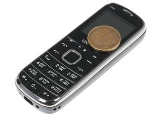 Сотовый телефон LEXAND Mini LPH5 Music черный