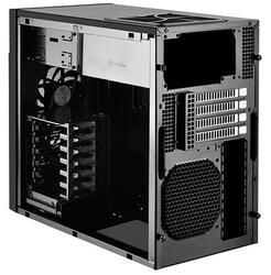 Корпус SilverStone Kublai SST-KL06B-W черный