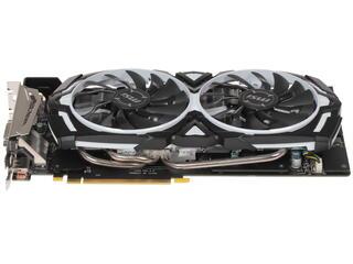 Видеокарта MSI GeForce GTX 1080 ARMOR OC [GTX 1080 ARMOR 8G OC]