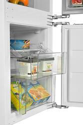 Холодильник с морозильником Gorenje NRKI 5181 CW