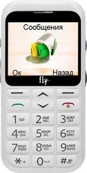 Сотовый телефон Fly Ezzy 5 белый