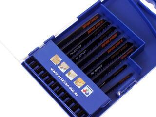 Пилки для лобзика ПРАКТИКА 640-483