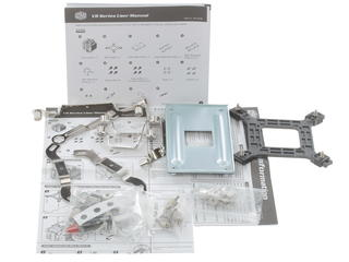 Кулер для процессора CoolerMaster Master V8 [RR-V8VC-16PR-R2] Ver.2