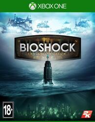 Игра для Xbox One BioShock: The Collection