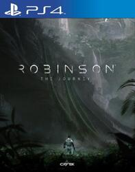 Игра для PS4 Robinson: The Journey