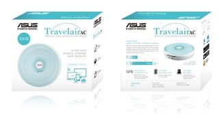 "2.5"" Внешний HDD Asus Travelair AC [WSD-A1]"